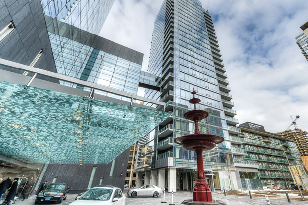 four seasons private residence and hotel condo yorkville toronto
